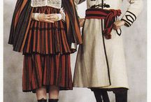 Polish costumes / by Carolyn Rapstine