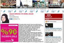 My articles / Makalelerim / My articles from various sites and newspapers