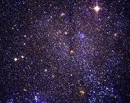 universo y galaxia