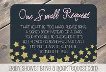 Baby shower ideas / by Kiley Murguia