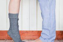 couple poses a
