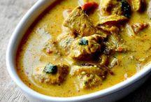 Chicken Curry w. Coconut milk