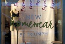 Triumph Lingerie Windows / Triumph Windows 2014