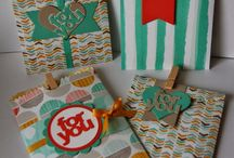 mini treat bag framelit - SU!
