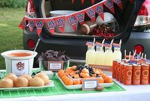 Tailgating / by Lauren Leimbach