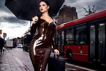 House of Harlot / House of Harlot is a British latex fashion brand