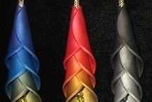 Полимерка в украшениях (разное)