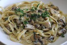 Thuiskoken pasta met boursin
