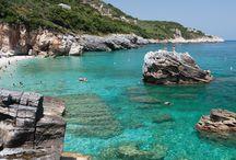 Παραλίες Θεσσαλίας