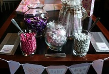 Baby Shower Ideas / love planning baby showers / by Melissa Anthony