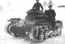 Panzerkampfwagen I Ausf A