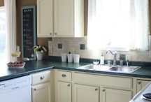 New House update ideas / by Kelly Simms