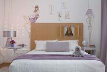 Interiores Quartos / Inspiração para nossos projetos! www.vdarquitetura.com