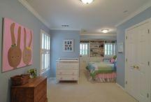 Country Kids Bedroom Design