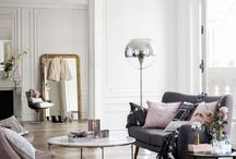 Glamour / Interiors that ooze glamour