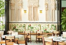Hospitality Insp. / by Jordan Sholem Design