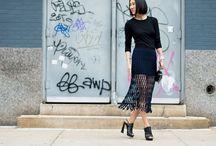 ... fashion week ...