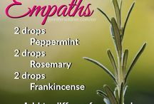 essential oils for empaths