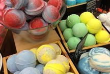 Lush, Body Wash & Bath bombs
