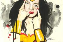 Wonder Woman / by Kati Limback