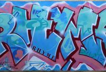Grafitti / Grafitti - New York meets Dam