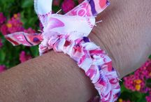 Breast Cancer Awareness Month / Breast Cancer Fabrics and things you can make with them