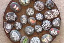 painted rocks / by Johnna Solomon