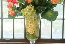 Floral arrangements / by Summer Taylor