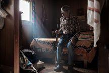 Ciril Jazbec - Alaska / contexto de los retratos.