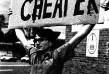 Activism and Slacktivism