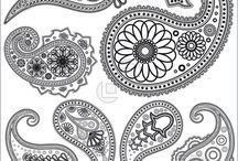 Vzory, obrázky