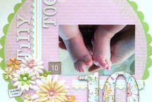 leah's baby book