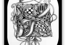 ART...Zentangle by LeeAnn Denzer