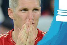 Sebastian Schweinsteiger / by FootballStop.co.uk