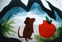 Prentenboek kleine muis zoekt Eem