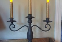 Early Lighting ~ Products / Nothing sets the mood like the right light! There's a  perfect candlestick, sconce or lamp for every setting.
