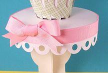Cupcakes Ideias / Veja mais ideias no Facebook  e no Blog do Fika a Dika
