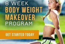 Body weight challenge