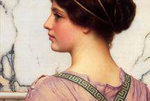 Greek Woman Inspired Everything
