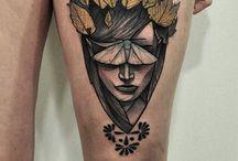 tetování.