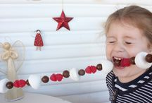 DIY Edible Ornaments and Decorations / Delicious #ChristmasTree ornaments and holiday #decorations
