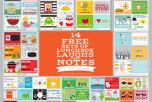 Let's do Lunch - Lunchbox notes