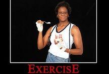 fitness / by Jamie Devries