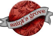 Saint's Grove Series / Multi-Author Paranormal Romance Series