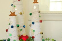 CHRISTMAS TREES / by Marie Atwood