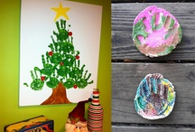 Christmas crafts for kids / by Samantha Taylor