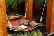 taras/ogród
