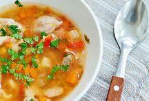 Romanian soup - so good!
