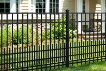 Clôtures- Fences