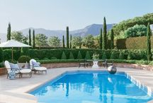 Posh Pools / Pools that make you want to dive in!
